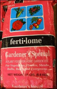 Plant Food Fertilizer