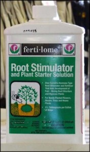 Root Stimulator & Plant Starter Solution